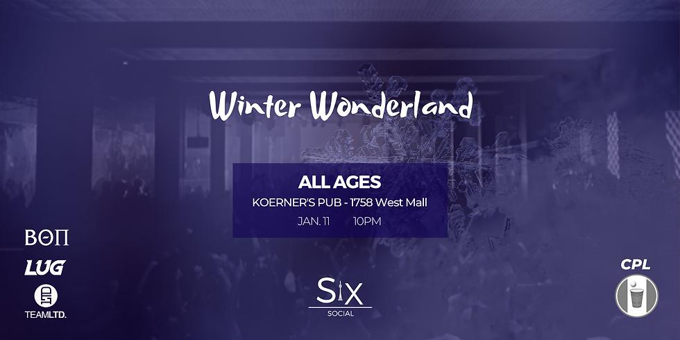 Winter Wonderland - UBC