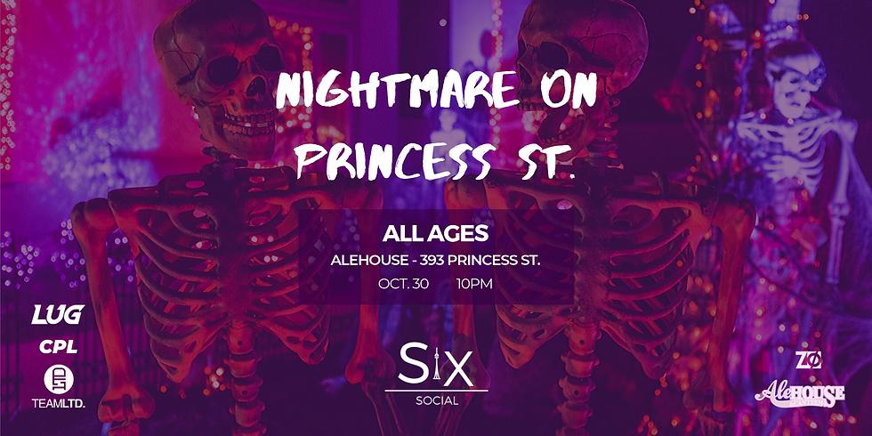 Nightmare on Princess St