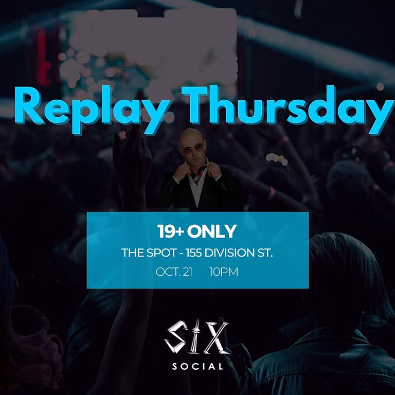 Replay Thursday