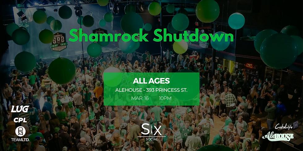 Shamrock Shutdown Queen's