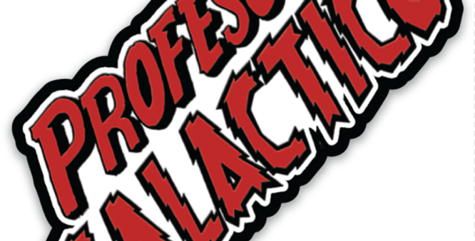 PG Logo Sticker