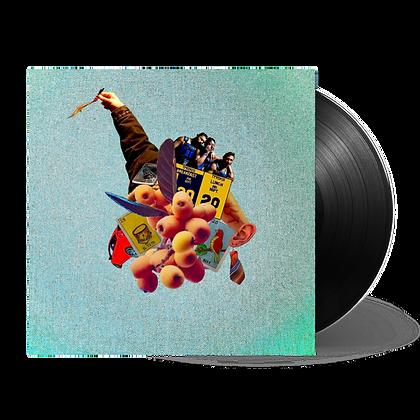 """MISPEROS"" Black Vinyl Color"