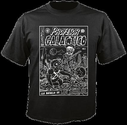 PG La Batalla Black & White T-Shirt