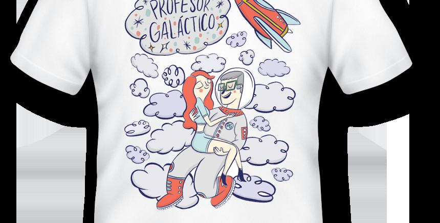 PG Celestial White T-Shirt