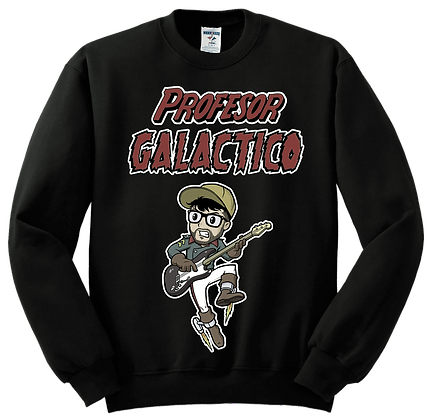 PG Black Crew Neck Sweater