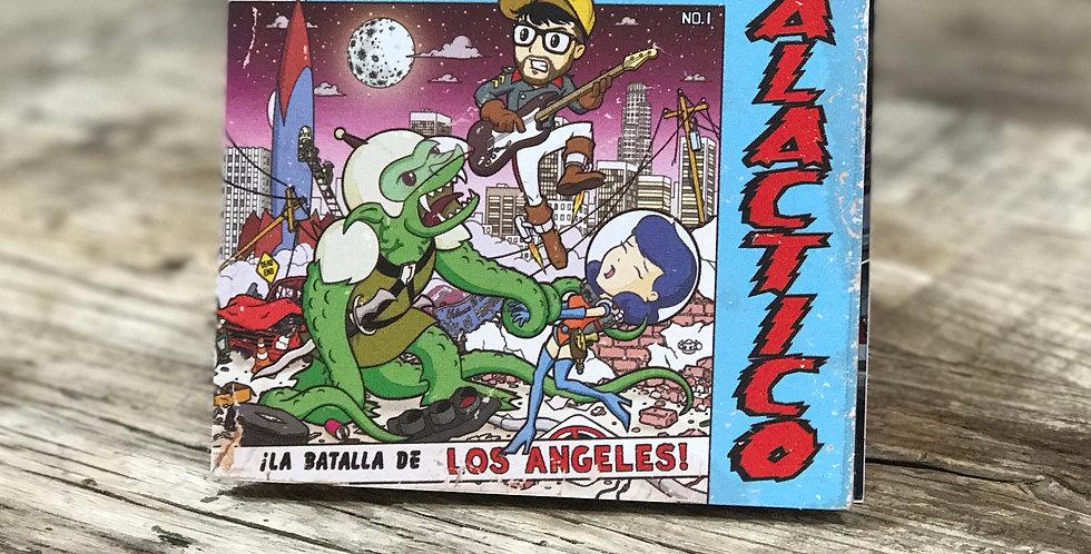 La Batalla De Los Angeles CD
