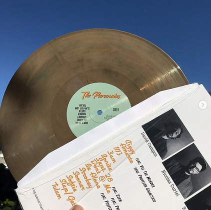 """MISPEROS"" LA River Vinyl Color"
