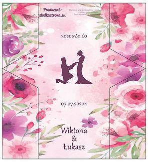 Projekt krówki weselne 22