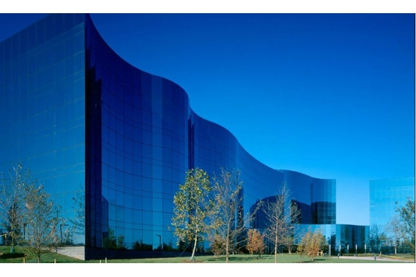 Frameless Curtain Wall