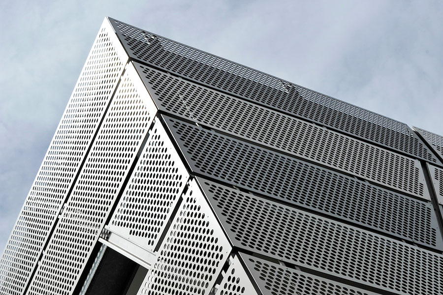 Aluminium Perforated Panels