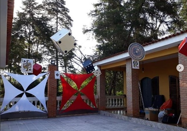 Malhas p Festa Cassino
