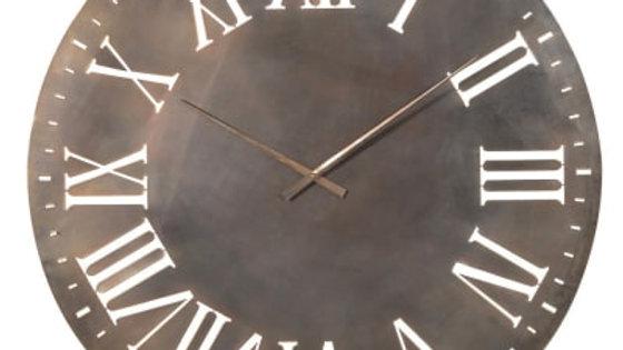 Large Bronze clock