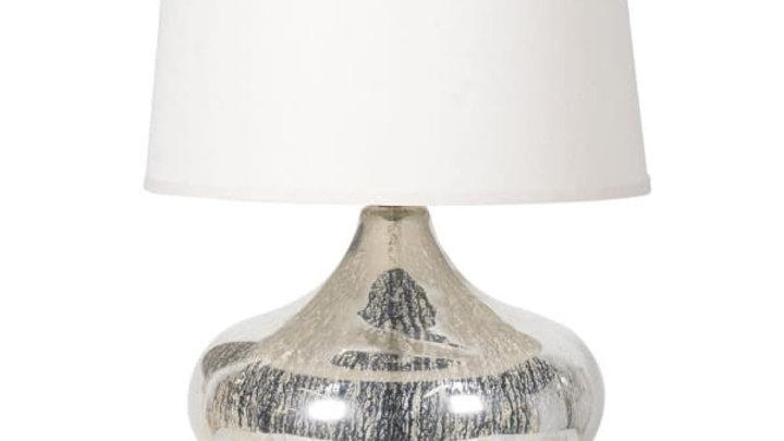 Stunning Mercury Glass lamp