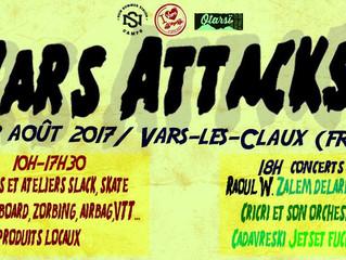 Festival Vars Attacks