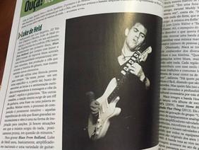 Na revista Guitar Player