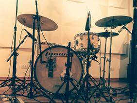 Ao vivo em estúdio e mixagem analógica