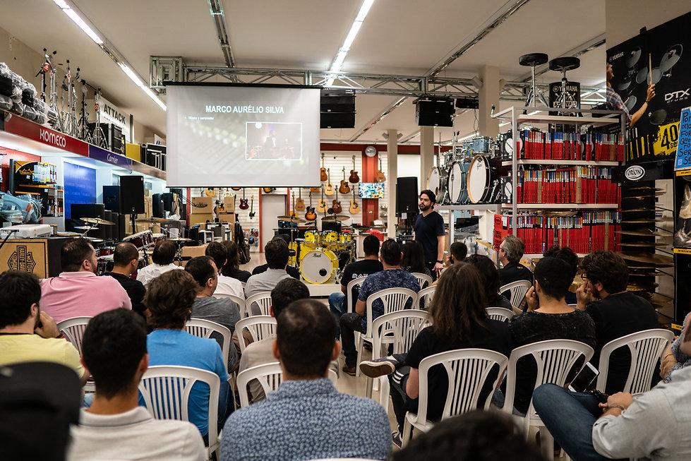 Palestra Loja Filadélfia - Londrina 2018