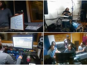 Primeiro Workshop com o produtor Lisciel Franco