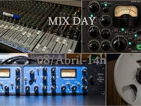 Nova turma com vagas disponíveis para o Mix Day