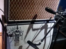 Gravações de guitarra
