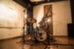 Recordig Drums - Toque Grave