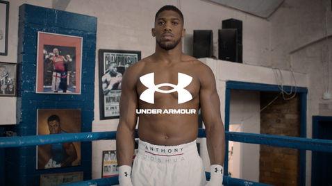 Under Armour - Anthony Joshua