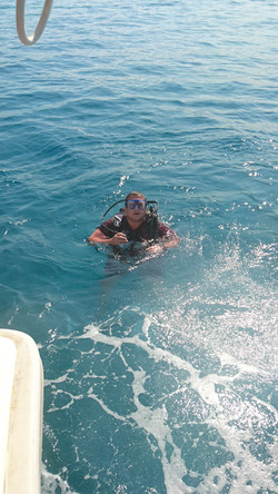 Mathew Diving
