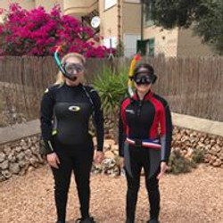 Our German divers