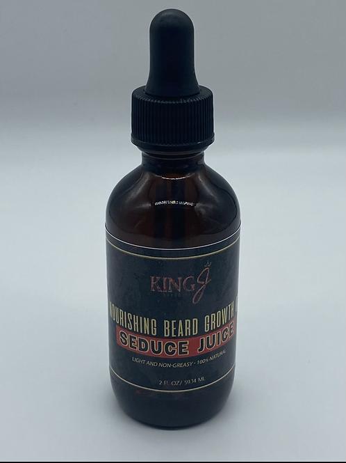 Beard Oil- Seduce Juice