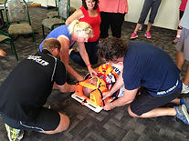 Advanced First Aid Course Cairns and Far North Qld