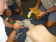 Advanced Resuscitation Training Cairns and Far North Qld