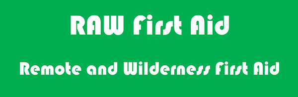 Remote and Wilderness First Aid Courses