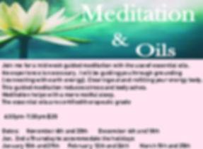 Med & Oil Nov 19 Door.JPG