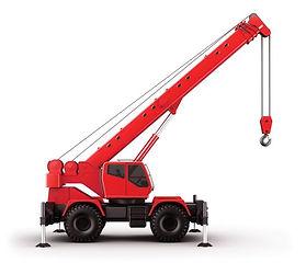 Telescpic Boom Crane