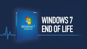 Farewell to Windows 7