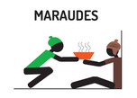 Association Humanitaire Musulmane, Maraude