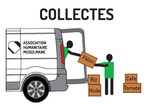 Association Humanitaire Musulmane, collecte