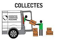 Association Humanitaire Musulmane, collecte partenaire