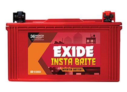 EXIDE - IB 1000 -100 AH