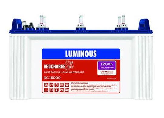 LUMINOUS - RC 15000  -120 AH