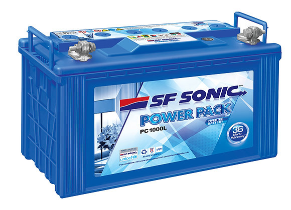 SF SONIC - PC 1000L -100 AH