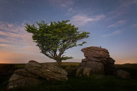 Dartmoor at Night