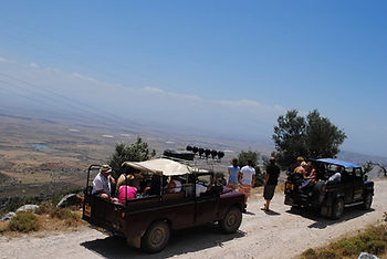 Explore North Cyprus on a Jeep Safari
