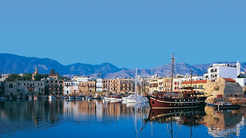 Expore the Kyrenia Coastline on a boat tour