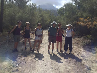 Guided Walking in North Cyprus