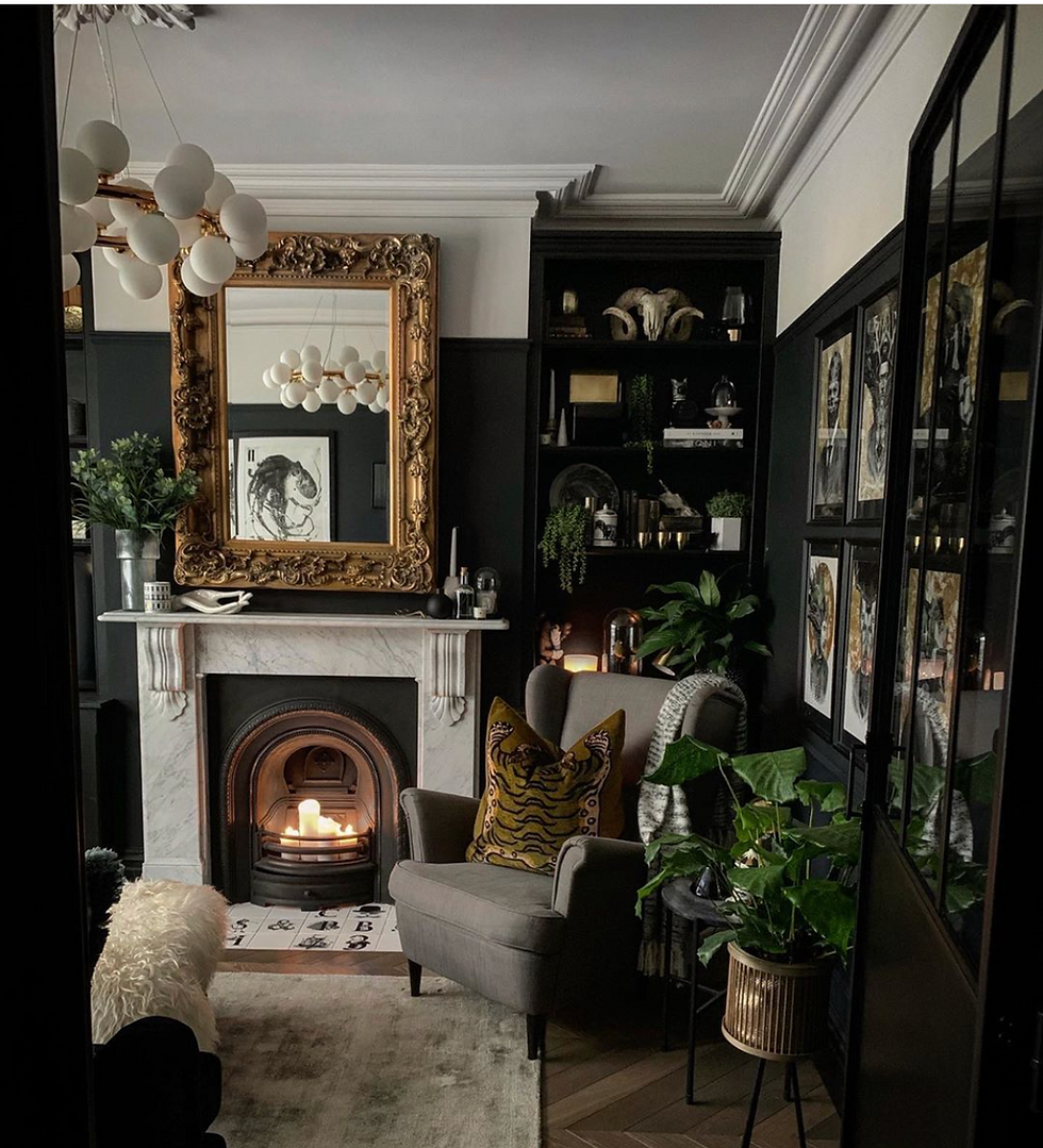 Cornice London Residential Cornice Fibrous plasterwork gallery