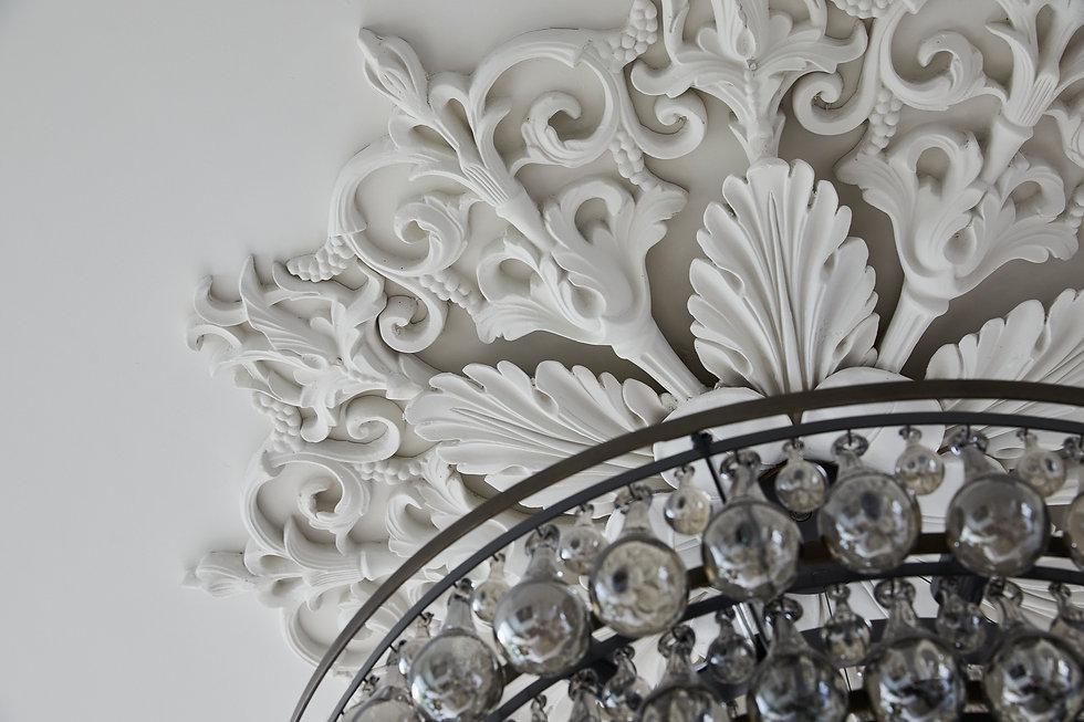 Cornice London Residential Cornice Fibrous plasterwork products gallery