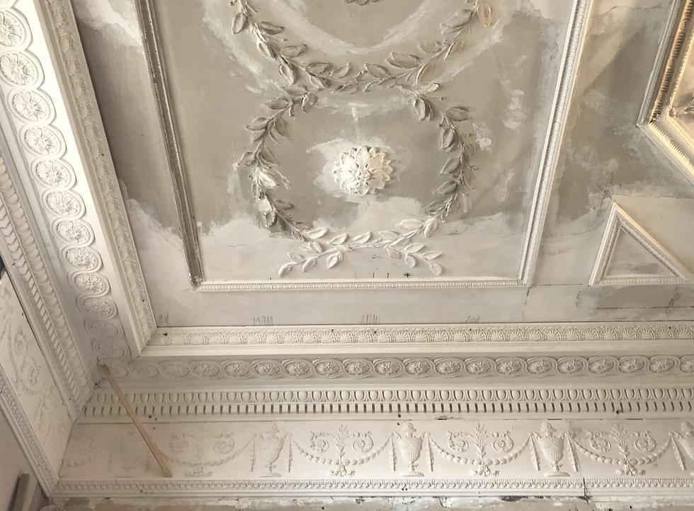 Cornice London Ornate Ceiling Restoration installation service