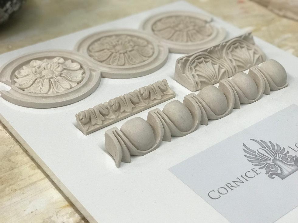 Cornice London bespoke sample service