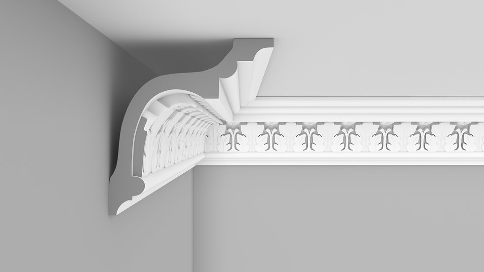 Cornice London CAD Files